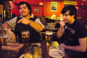 Irish Pub Scene 3