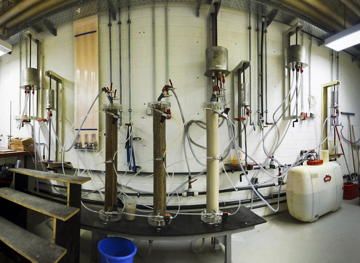 Panorama Permeameter